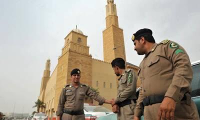 Saudi Forces gunned down 2 ISIS militants in Riyadh