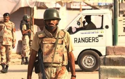Sindh Rangers arrest 3 hardcore terrorists from Karachi