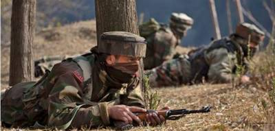 3 Indian Army soldiers gunned down in Occupied Kashmir