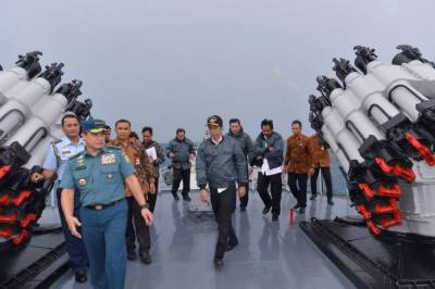 Civil-Military tensions rise in Indonesia