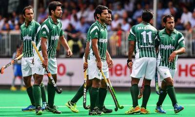 Government responsible for downfall of hockey in Pakistan: Shehbaz Senior