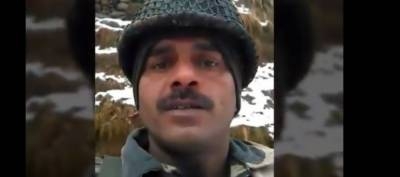 Indian Army corruption exposed by BSF soldier