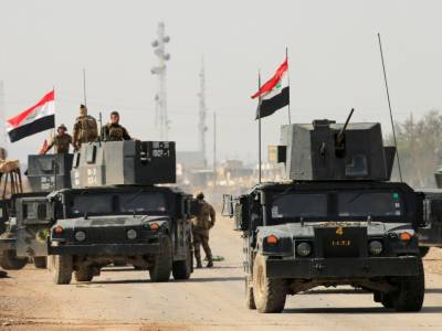 Mosul Battle: Iraqi Forces big blow to ISIS