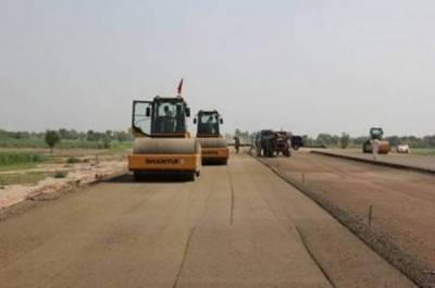 Thakot-Havelian section Motorway completion status update