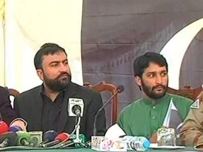 Top Farari Commander surrender to LEA in Baluchistan