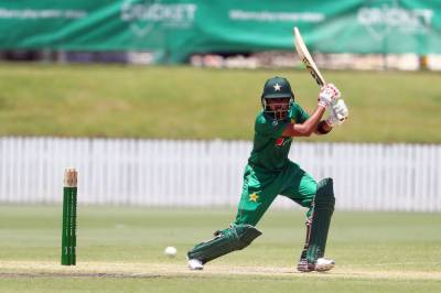 Babar Azam splendid knock in Brisbane