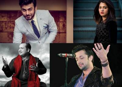 Four Pakistani artists nominated for Indian Filmfare awards