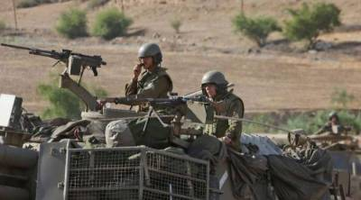Israeli forces shot out Palestinian in West Bank