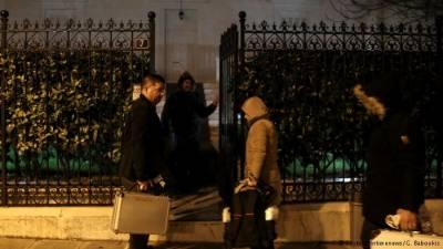 Senior Russian diplomat found dead Athens
