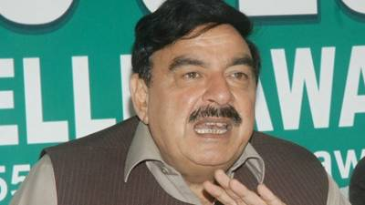 Why Sheikh Rashid Ahmed is frustrated?