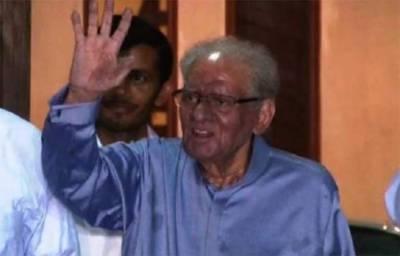 Governor Sindh Saeed ul Zamman Siddique dies