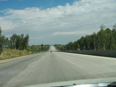 Ratto Dero-Khuzdar section of M-8 Motorway to be opened