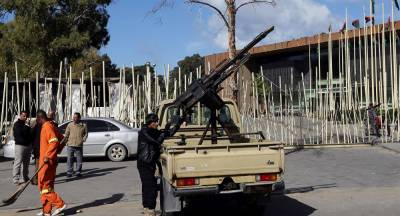 Armed Militants take over Libya's Capital TRIPOLI