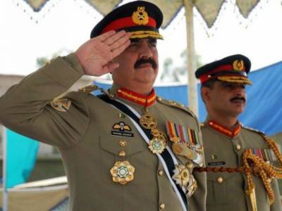 General (R) Raheel Sharif to speak at World Economic Forum