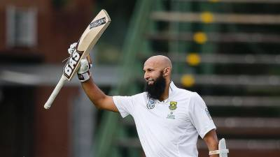 Hashim Amla makes historic record
