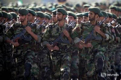Iran's Revolutionary Guards flexing muscles for power