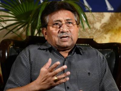 Pervaiz Musharaf in hot waters