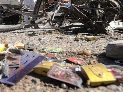 Toy Bomb explosion injure at least 4 children