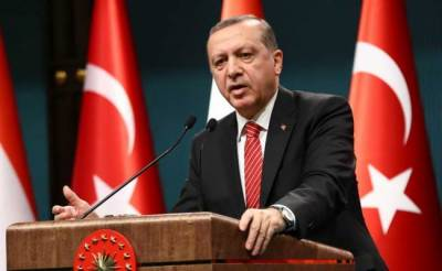 Turkish Parliament gives President Erdogan sweeping powers