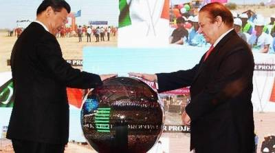 CPEC: India annoyed at UK over support to CPEC