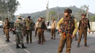 Indian Army violent military operation in Samba, IHK