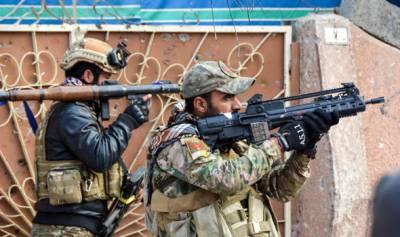 Iraqi Army-ISIS fierce battles across River Tigris