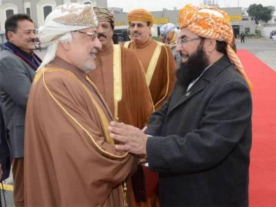 Pakistan, Oman agree to boost economic cooperation