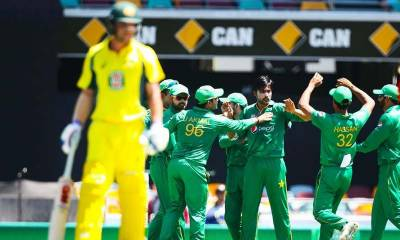Pakistan Vs Australia 2nd ODI Match Time