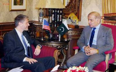 Provincial govt wants to improve cooperation with US: Shahbaz