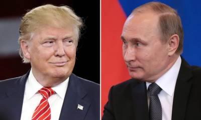 Donald Trump's offer to Vladimir Putin surprising