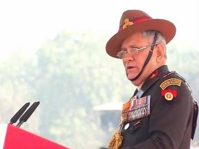 Indian Army Chief warns soldiers of indiscipline acts