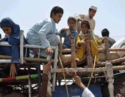 Return of TDPs of NWA from Afghanistan begins