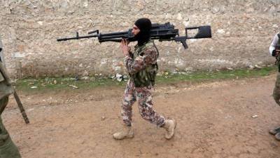 Syria's war: rebel groups to attend Astana peace talks