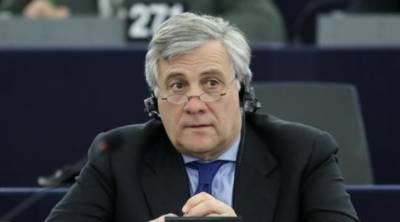 EU parliament elects new president