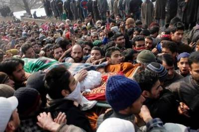 Pro-freedom leaders pay tributes to martyrs of Occupied Kashmir