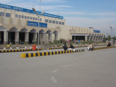 Renovation work on Peshawar airport to be completed this year: Senate told