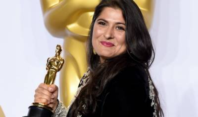 Sharmeen Obaid to become first ever artist to co chair World Economic Forum