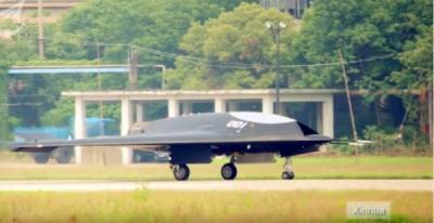 China stuns world by unveiling stealth drone with 4,400 lbs payload