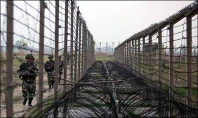 Indian Army resorts to heavy fire at LoC: ISPR