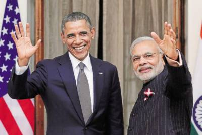 Indo-US ties: Barack Obama farewell call to PM Narendra Modi