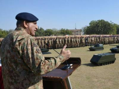 Karachi operation to continue unabated: COAS