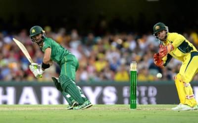 Pakistan Vs Australia 3rd ODI Scorecard