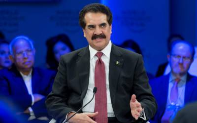 Pakistan wants peace but Kashmir dispute to be resolved first, General (R) Raheel Sharif says at Davos