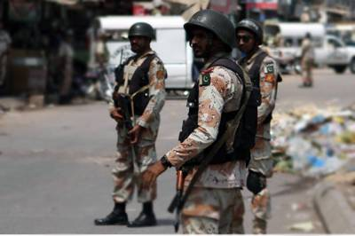 Sindh Rangers stay extended in Karachi for 90 days