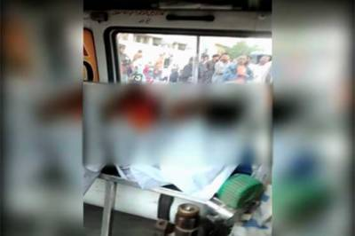 6 year old girl raped in Karachi