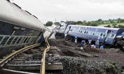 ISI engineered Train accidents in India: TOI