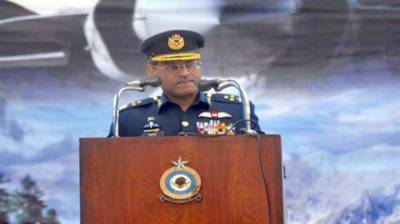 PAF adopting latest air warfare technology to defend motherland: Air Chief