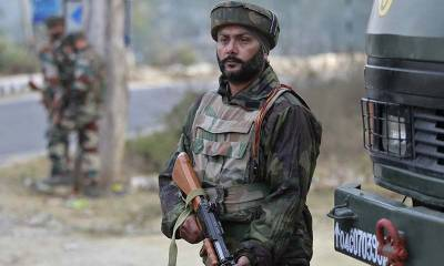 Indian Army soldiers gunned down by Rebels in a deadly ambush