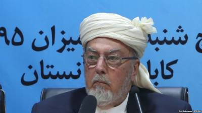Afghanistan High Peace Council head dies