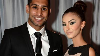 Amir Khan leaked video: Couple responds together
